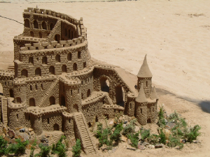 Sand Castle Guardamar